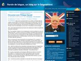 Discussion avec Philippe Manaël (Handi-cv.com) sur le blog Parole de bègue