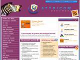 Profil presse de Philippe Manaël (Handi-cv.com) sur Atypic