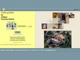 Réalisation web : Visite guidée du château Coudray-Salbart