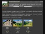 Réalisation web : Photos de voyage